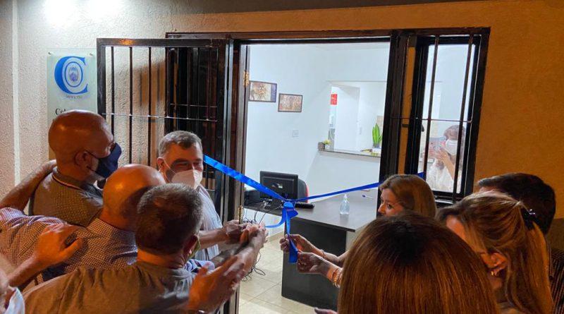 Quedo inaugurada la nueva sede del Colegio de Odontólogos La Rioja